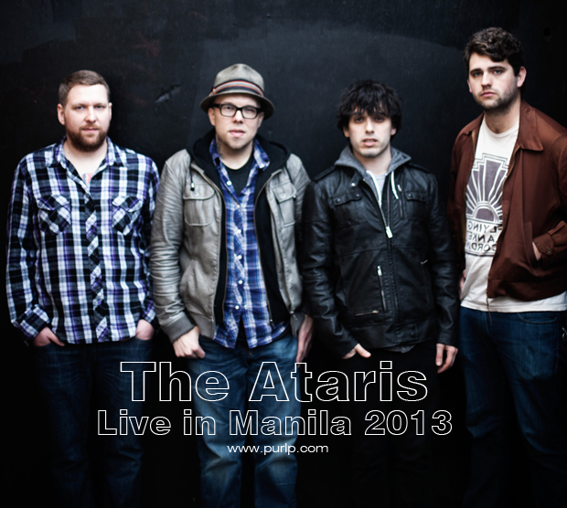 The Ataris Tour 2013 - Live in Manila