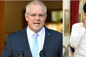 Gawat, PM Australia Hubungi Presiden Indonesia Joko Widodo
