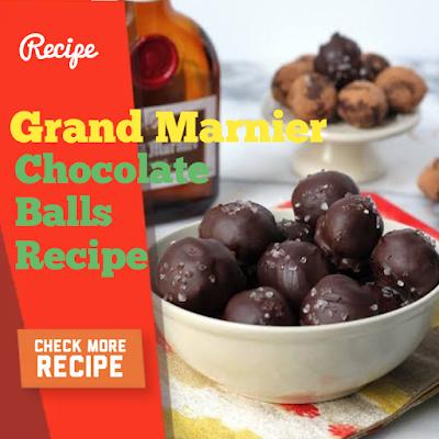 Linguine And Shrimp, Grand Marnier Chocolate Balls And Chili Casserole Recipe