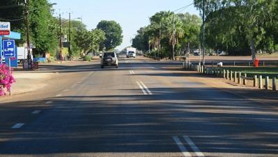 Sturt Highway Mataranka