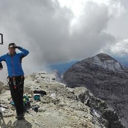 Alpi: Tofana di Mezzo(3244m)