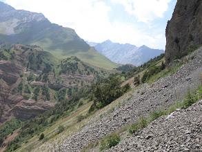 Photo: Khodzhokelen, track to Sary-Bel pass