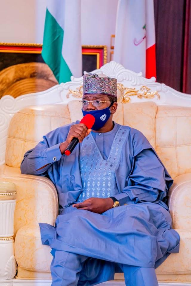 Ramadan: Gov. Matawalle Greets Muslim Ummah, Calls For Special Prayers To End Security Challenges In Nigeria ~Omonaijablog