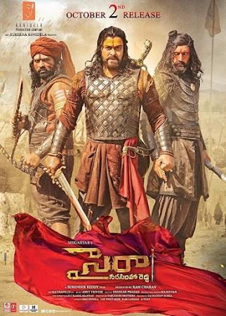 Sye Raa Narasimha Reddy 2019 Watch Online Full Hindi Movie Free Download