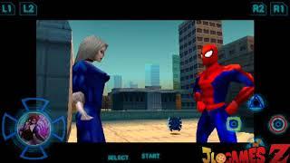 SAIU!! SPIDER MAN PS1 EM (APK) PARA CELULARES ANDROID SEM EMULADORES + DOWNLOAD