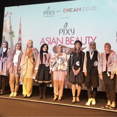 Penjurian PIXY Asian Beauty Trip beserta Review Singkat PIXY Lip CreamNude Series