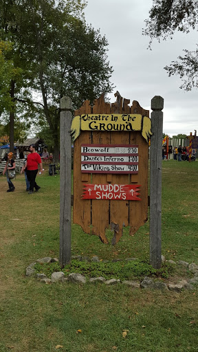 Theatre in the Ground at the Ohio Renaissance Festival