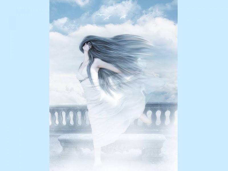 Lady Of Wind, Magic Beauties 3