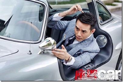 Wang Kai X Car 王凱 X 座駕 2015 Dec Issue 05