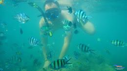 family trip pulau pari 090716 Pentax 12