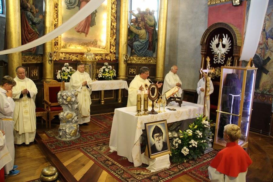 Z relikwiami św. O.Pio w Istebnej - IMG_3472.JPG