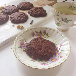 The Best Chocolate Vegan Biscuits