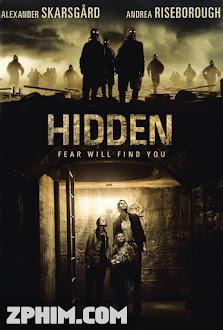 Tìm Chốn Dung Thân - Hidden (2015) Poster