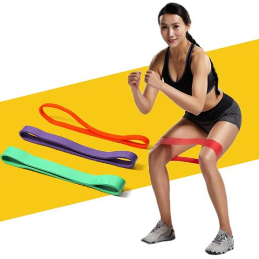 5 dụng cụ tập gym gọn nhẹ giúp đùi thon, mông nở