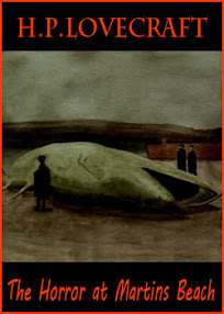 Cover of Howard Phillips Lovecraft's Book The Horror at Martins Beach