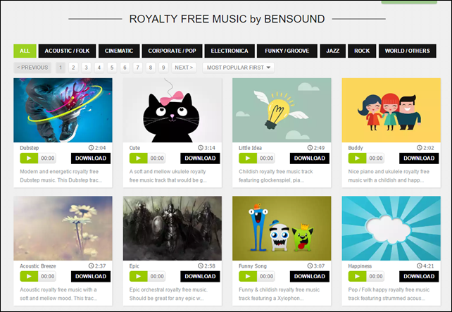 Royalty Free Music by Bensound   Creative Commons Music