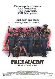 Loca academia de policía (1984)