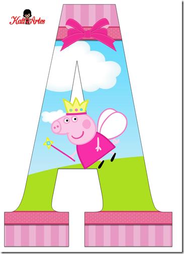 abecedario peppa pig blogcolorear com (1)