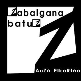 Zabalgana Batuz