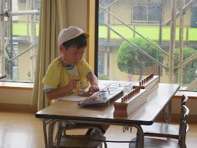 幼稚園参観とアロマ教室