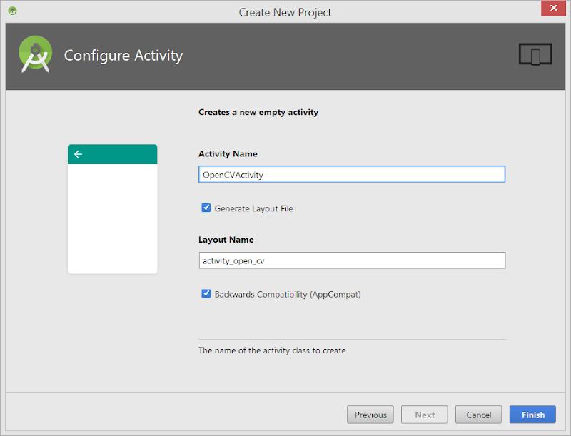 Android Studio - agregar nombre activity
