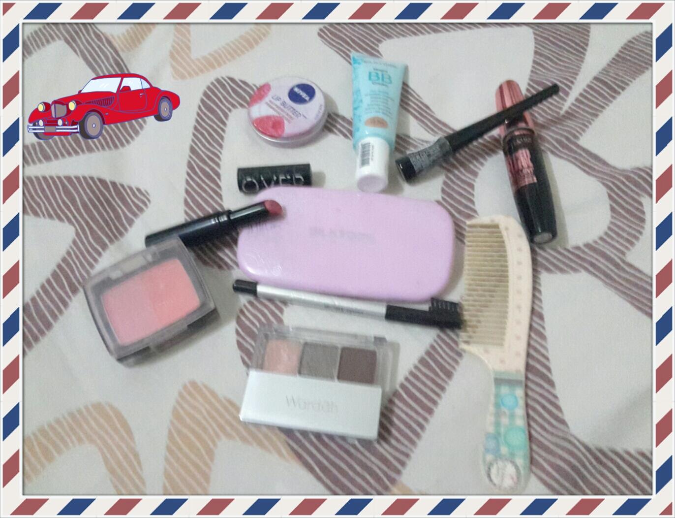 Travel Kit Cosmetics