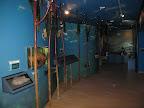 Interior del Centro del Calamar Gigante