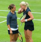 Barbora Strycova & Michaella Krajicek - AEGON Classic 2015 -DSC_5607.jpg