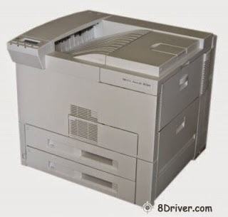 get driver HP LaserJet 8000 Series Printer
