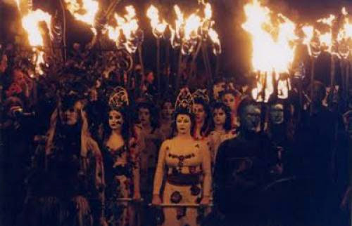 Beltane Fires Up The Underworld Corpse Bride Corpse Priestpope And Corpse Warrior