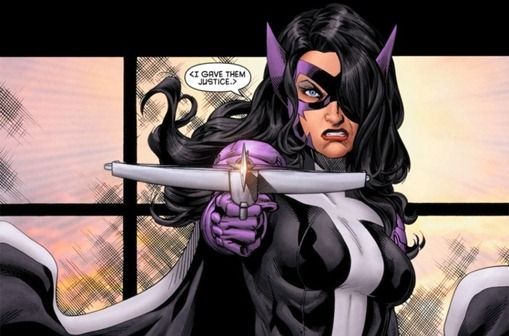 Huntress-Bertinelli