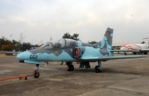 Jet Latih Hongdu JL-8 Angkatan Udara Bolivia