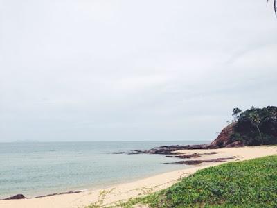 Teluk Bidara Beach