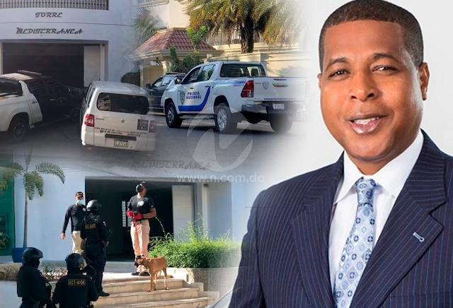 DCN, DEA: Apresan al funcionario Juan Maldonado Castro En Operación Falcón y otras figuras por narcotráfico