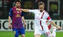 Resultado Resultado AC Milan Barcelona [0 - 0] cuartos champions