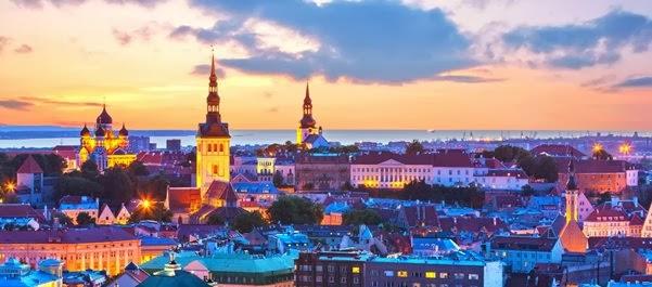 Férias na Estónia