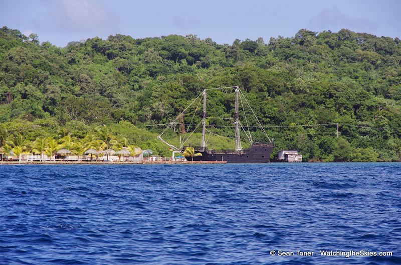 01-01-14 Western Caribbean Cruise - Day 4 - Roatan, Honduras - IMGP0886.JPG