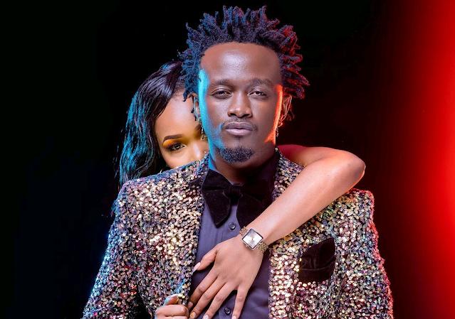 gospel artist Bahati new video 'Pete Yangu' featuring Nadia Mukami
