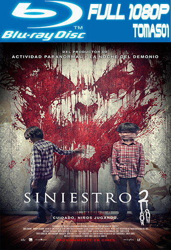Siniestro 2 (Sinister 2) (2015) BRRipFull 1080p