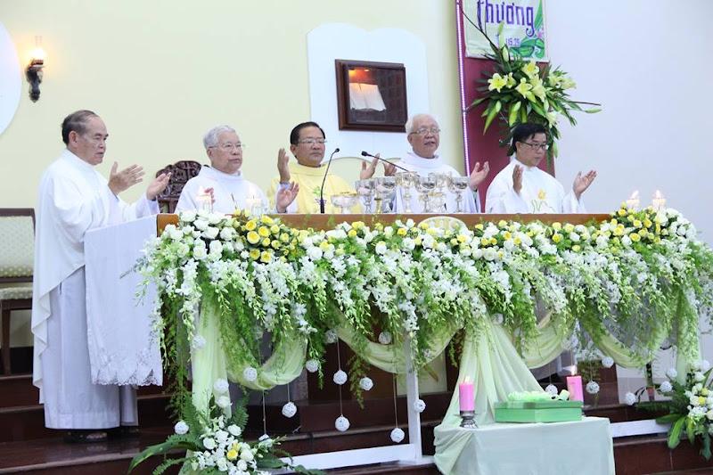 Thánh Lễ Nhậm Sứ Vụ Mới Tại Nhà Thờ Hà Đông, TGP Sài Gòn