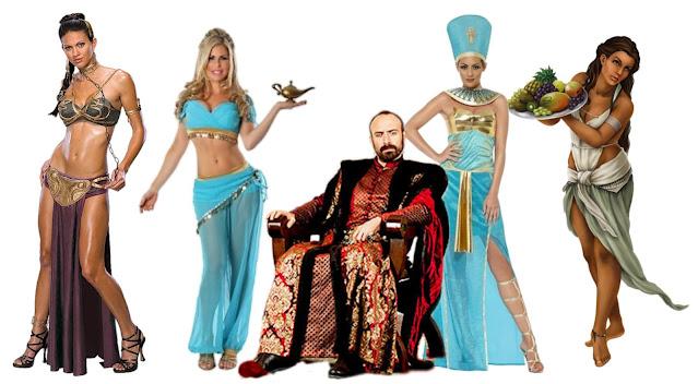 султан сулейман анекдоти про гарем