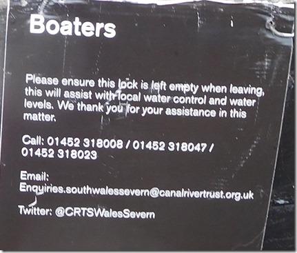 11 blockhouse lock notice