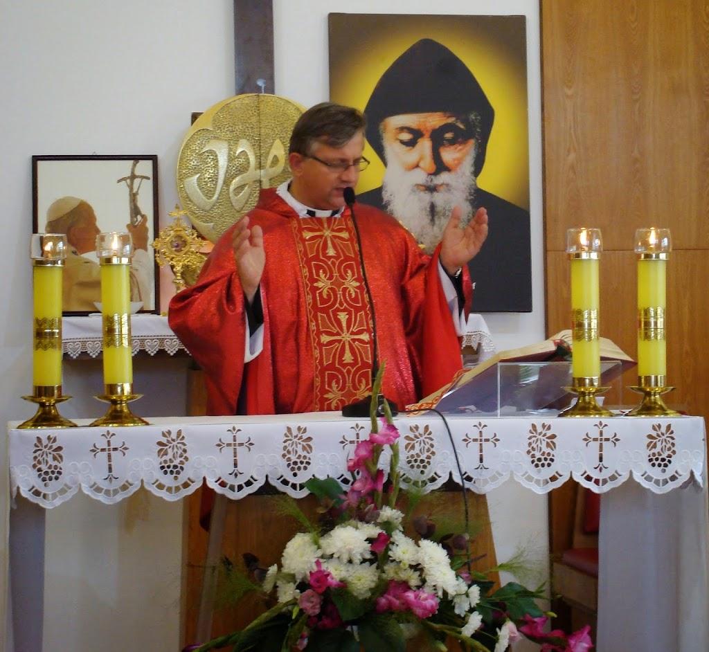 2014 Rekolekcje - Podwyższenie Krzyża Świętego w Częstochowie - DSC05842.JPG