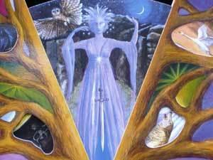 Winter Goddess, Gods And Goddesses 7