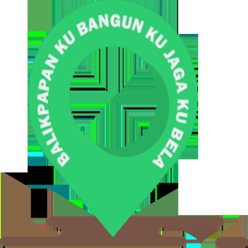 Balikpapan Map