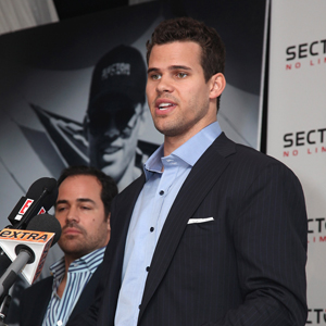 Kris Humphries Faced Media and Talks Divorce