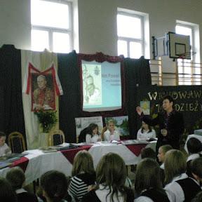 Akademia z okazji 30 rocznicy wyboru Jana Pawła 2 - 16 października 2008