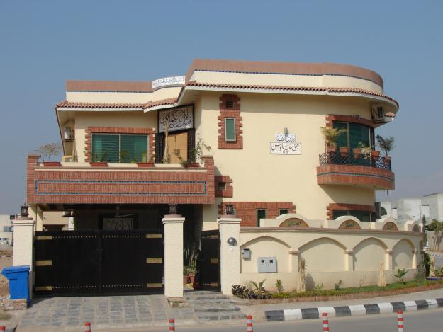 Front Elevation Bahria Town : Pioneer builders front elevations