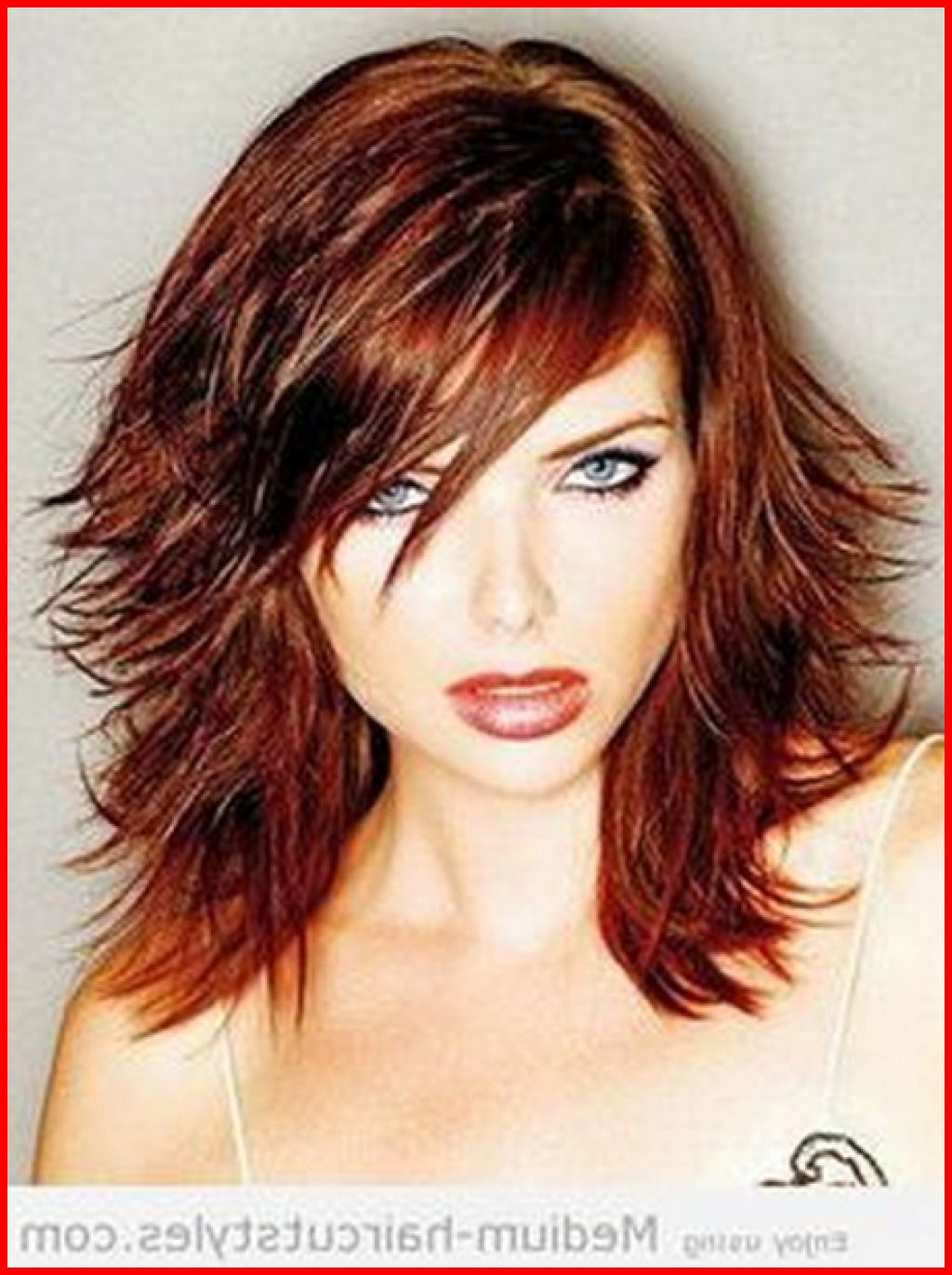 2018 Medium Style Haircuts For Women S You Will Love