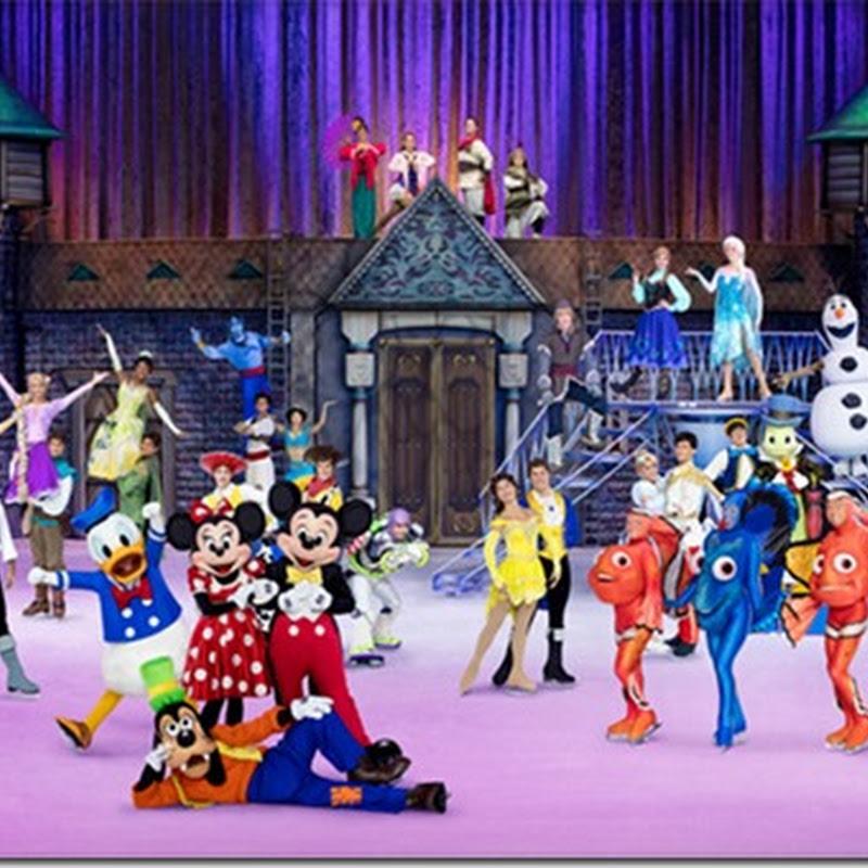 Fechas Disney On Ice en Buenos Aires 2017